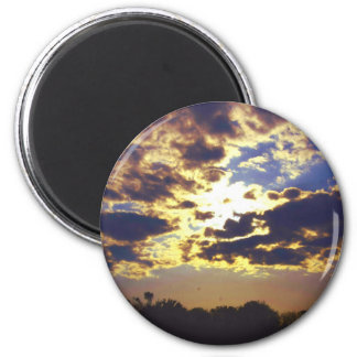 Clouds and Sun Magnet