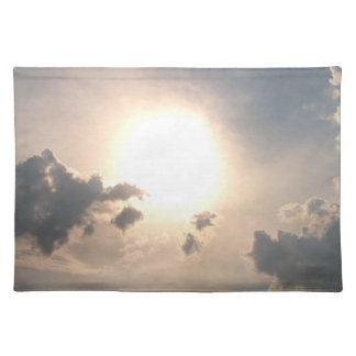 Clouds and Sun Placemat