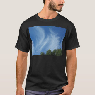 Clouds and trees T-Shirt