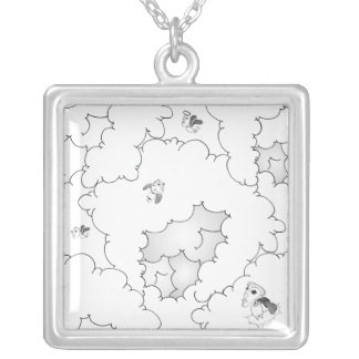 Clouds & Angels charm Jewelry