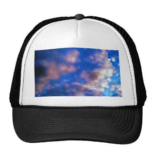 Clouds Artwork Hats