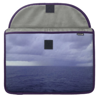 Clouds At Sea Laptop Sleeve