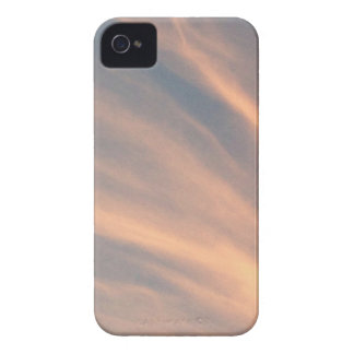 Clouds at Sunset - 4 iPhone 4 Cover