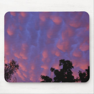Clouds at Sunset Mousepad