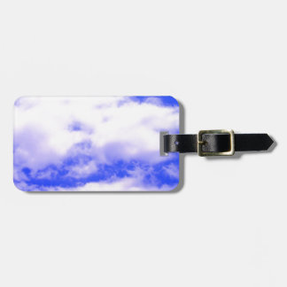 Clouds Bag Tag