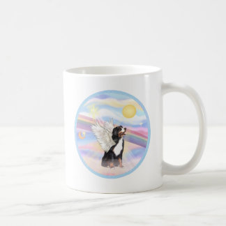Clouds - Bernese Mountain Dog Angel Coffee Mug