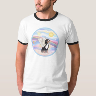 Clouds - Bernese Mountain Dog Angel T-shirt