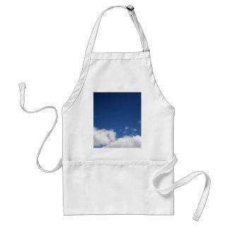 Clouds & Blue Sky Adult Apron