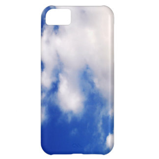 Clouds Blue Sky iPhone 5C Cases
