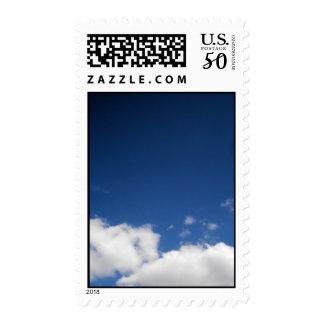 Clouds & Blue Sky Postage