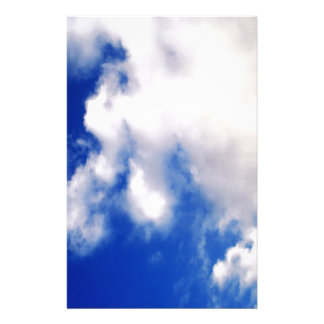 Clouds & Blue Sky Stationery