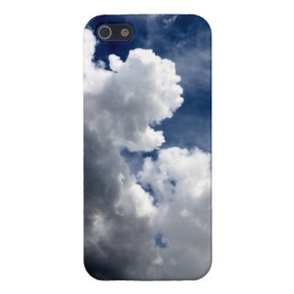 CLOUDS BUILDING COVER FOR iPhone 5