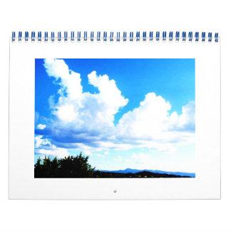 Clouds Calendar