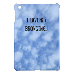 Clouds Case For The iPad Mini