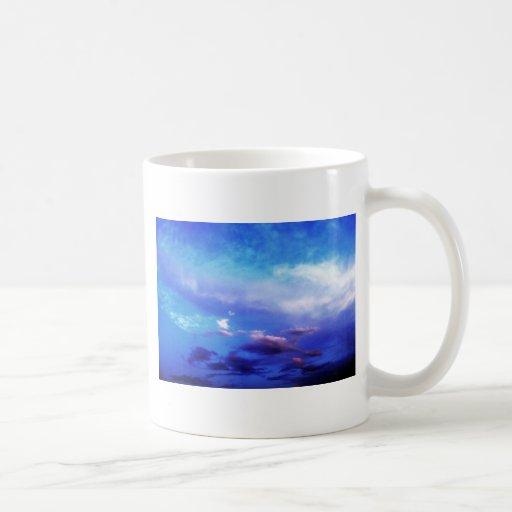 Clouds Classic White Coffee Mug