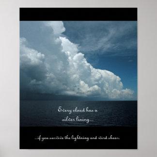 Clouds De-Motivational Poster 2