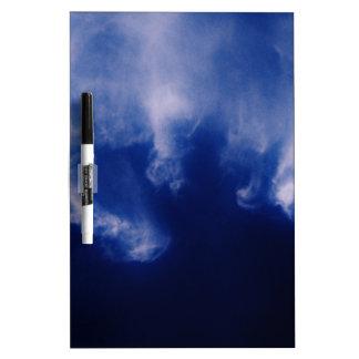 Clouds Dry-Erase Board