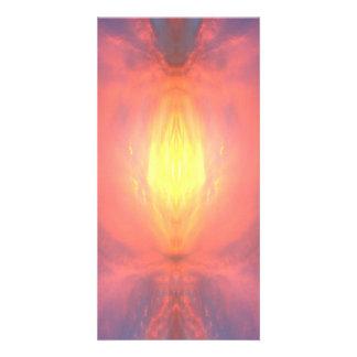 Clouds - Fraktale - meditation - Salar de Uyuni Card