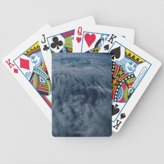 Clouds from Space 2 Bicycle Playing Cards