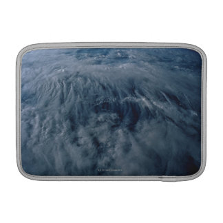 Clouds from Space 2 MacBook Sleeve