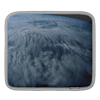 Clouds from Space 2 Sleeve For iPads