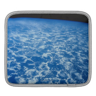Clouds from Space Sleeves For iPads