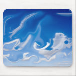 clouds-ghost mouse mat