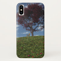 Clouds Go Sailing By iPhone Case-Mate