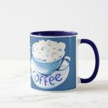 Clouds in my Coffee Mug