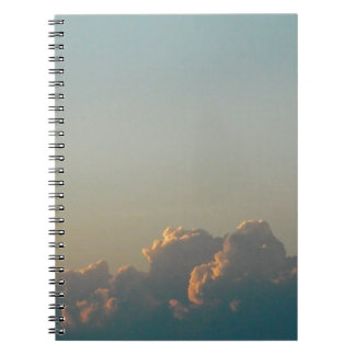 clouds in romania notebook