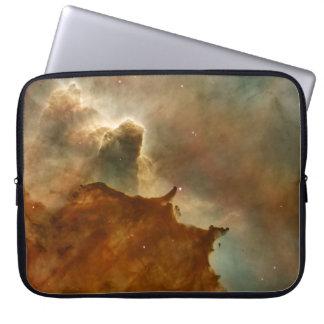 Clouds in the Carina Nebula Laptop Sleeve