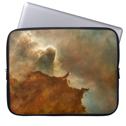 Clouds in the Carina Nebula Laptop Sleeve