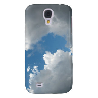 Clouds in the Sky Galaxy S4 Cases