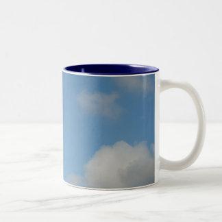 Clouds in the Sky Mug
