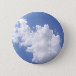 Clouds in the Sky Pinback Button
