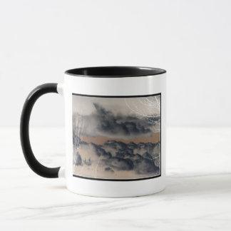 Clouds! (Inverted/Negative Image) Mug