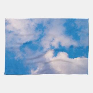 "Clouds Kitchen Towel 16"" x 24"""