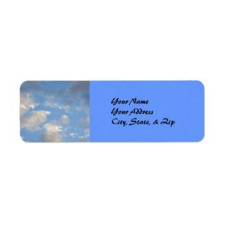 Clouds Label