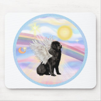 Clouds - Newfoundland (#1) Angel Mouse Pad