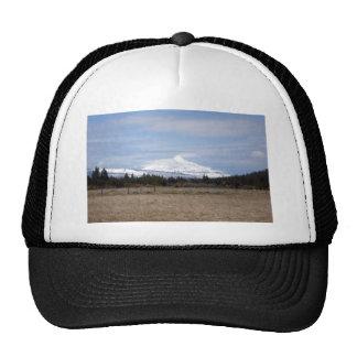 Clouds on Mt. Jefferson Trucker Hat