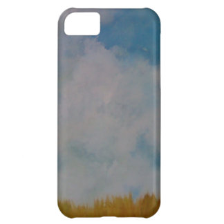 Clouds on things iPhone 5C case