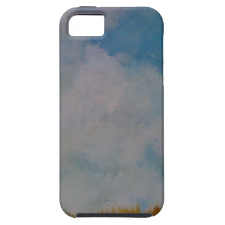Clouds on things iPhone SE/5/5s case
