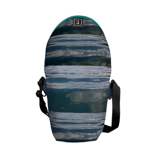 Clouds on Water Messenger Bag