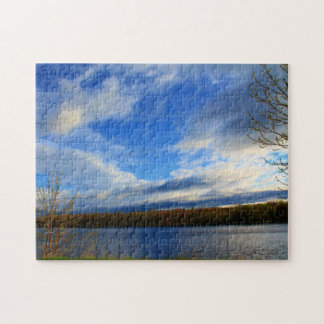 Clouds Open Up Jigsaw Puzzle
