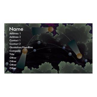 Clouds Orbit Business Card
