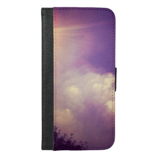 Clouds over Berlin iPhone 6/6s Plus Wallet Case
