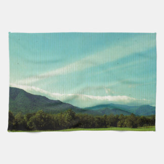 Clouds Over Cades Cove Hand Towels