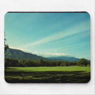 Clouds Over Cades Cove Mouse Pad