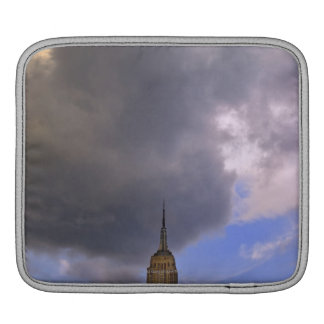Clouds over Empire State Building Sleeve For iPads