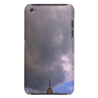 Clouds over Empire State Building iPod Case-Mate Case